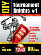 DIY Tournament Knights 1