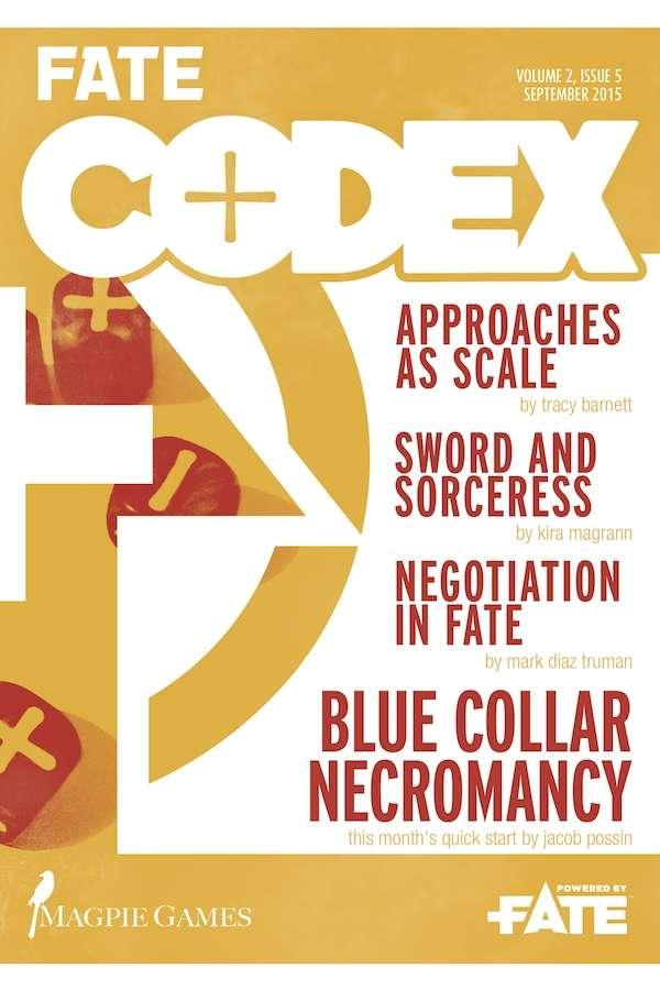 The Fate Codex - Volume 2, Issue 5