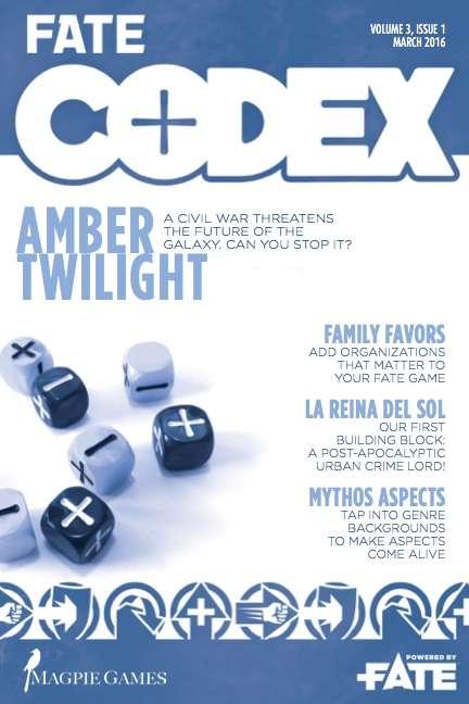 The Fate Codex - Volume 3, Issue 1