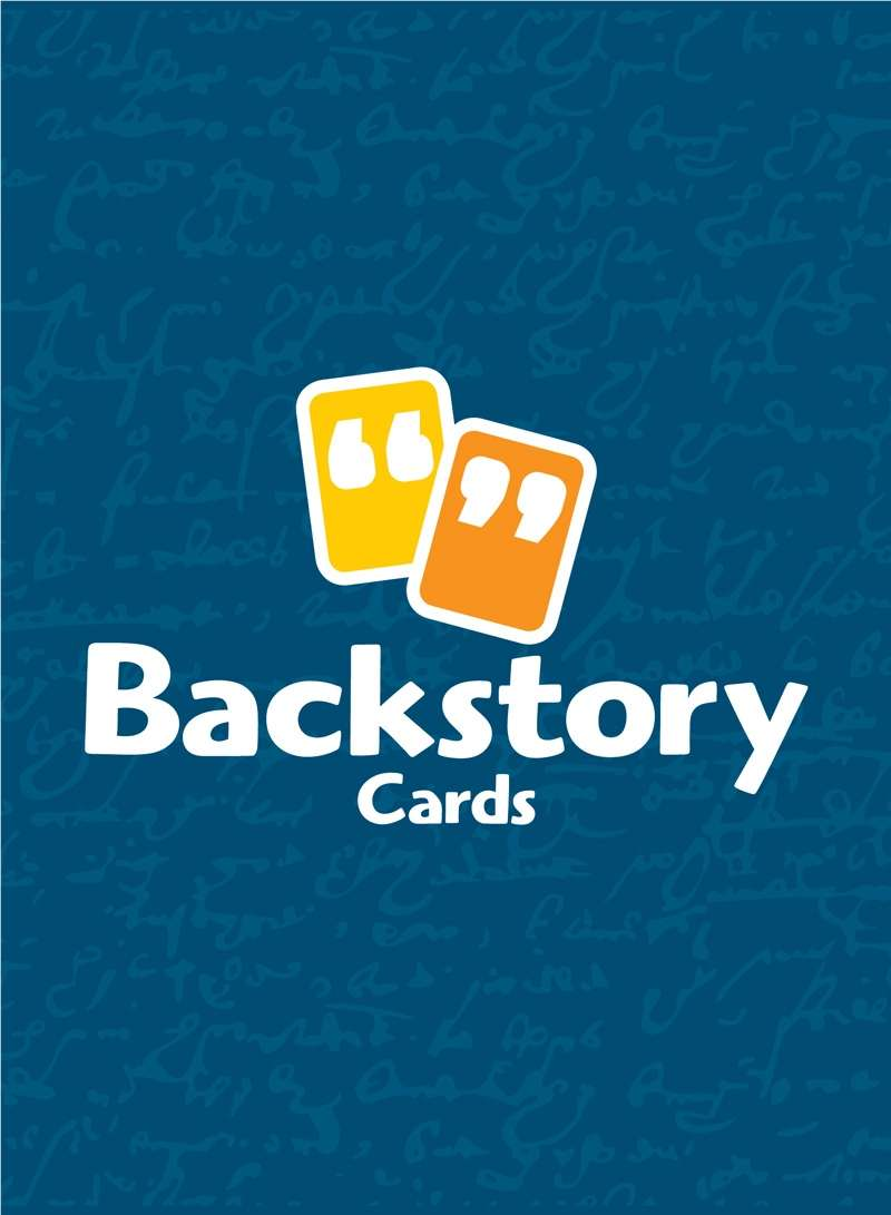 Backstory Cards: Distant Worlds