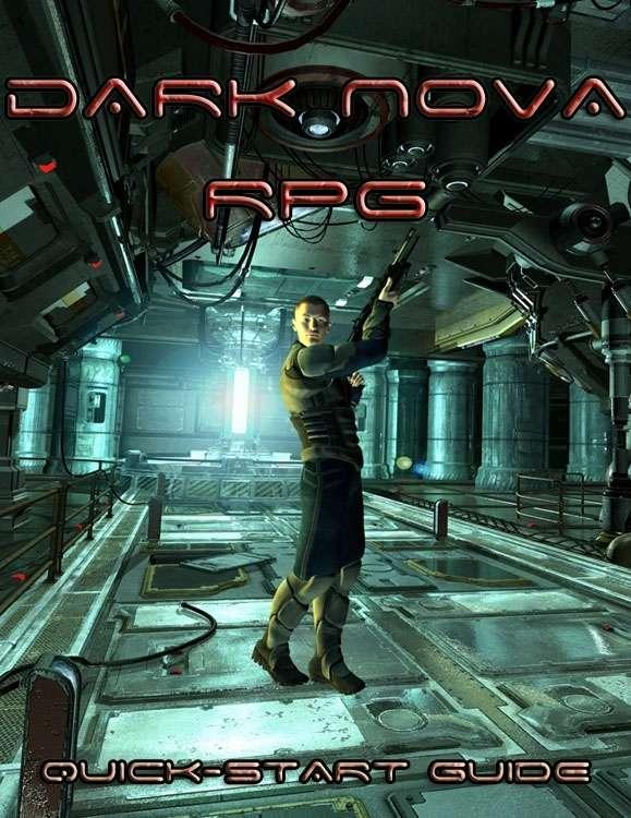 Dark nova roleplaying game quick start guide dark nova for Bureau 13 rpg pdf
