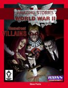 Amazing Stories of WWII: Homefront Villains ICONS