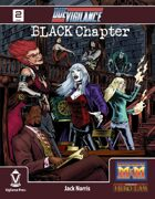 Due Vigilance- Black Chapter