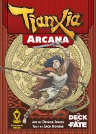 Tianxia Arcana for the Deck of Fate (Red)