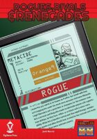 Rogues, Rivals & Renegades: Metacide