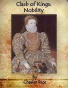 Clash of Kings: Nobility