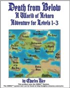 Death from Below: A World of Arkara adventure