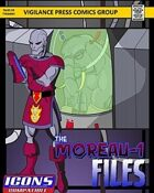 Moreau-1 Files (ICONS)
