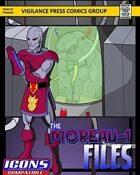 Moreau-1 Files (ICONS)