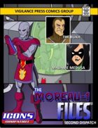 Moreau Files 2 (ICONS)