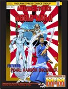 Pearl Harbor December: Villains of WWII (M&M3e)