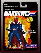 Wargames: Heroes and Villains of the Cold War (ICONS)