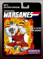 Wargames: Sovi-Ape (ICONS)