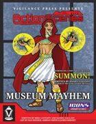 Action Scenes: Museum Mayhem (ICONS)