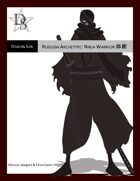 5E Rogue - the Ninja Warrior