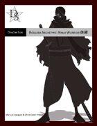 5E Rogue - the Ninja Warrior