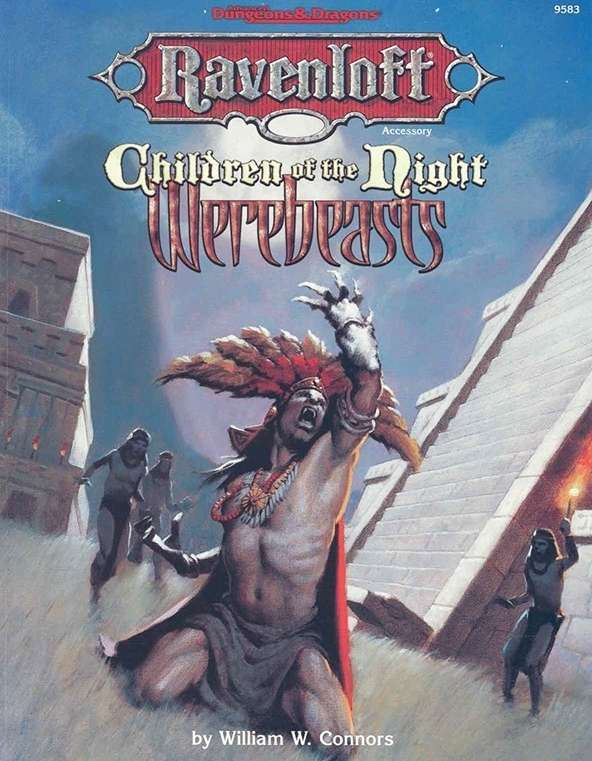 Full Size Van >> Children of the Night: Werebeasts (2e) - Wizards of the ...