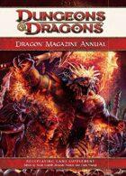 Dragon Magazine Annual, Vol. 1 (4e)