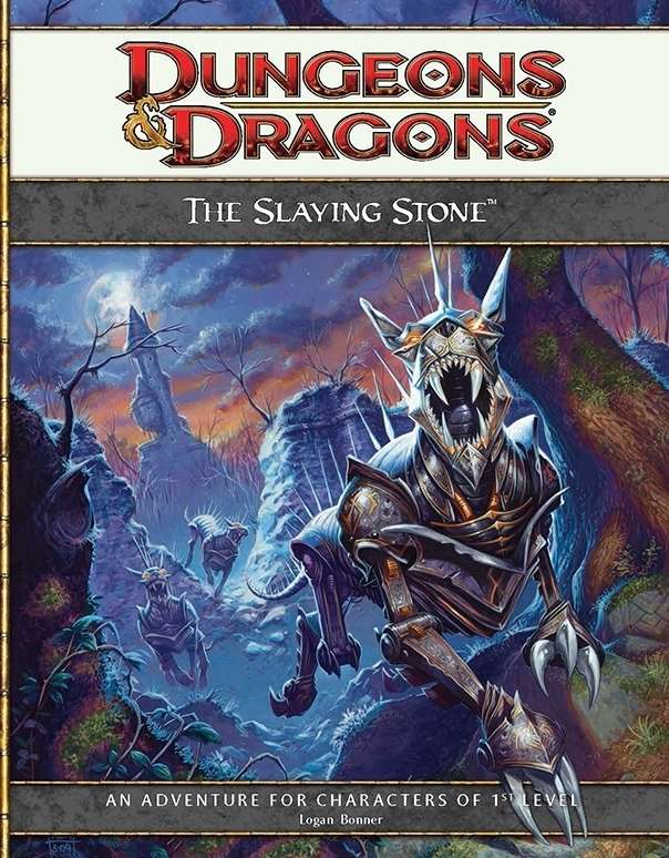 Cover of The Slaying Stone