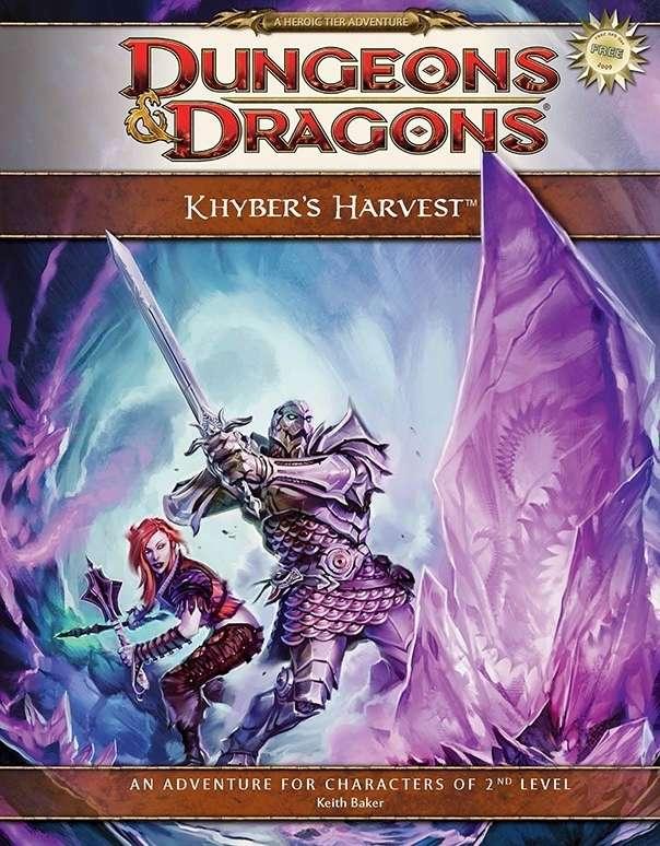 Cover of Khyber's Harvest