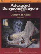 N3 Destiny of Kings (1e) (1986)