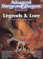 Legends & Lore (2e)