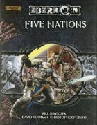EBERRON: Five Nations (3.5)