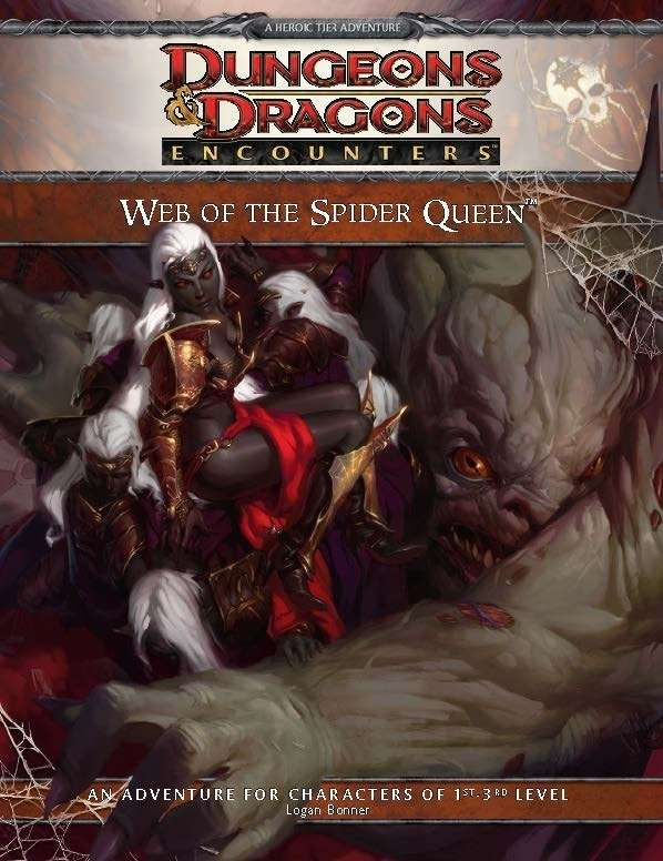 Web Of The Spider Queen Pdf