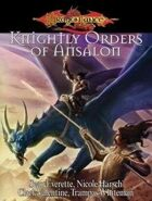 Knightly Orders of Ansalon (3.5)