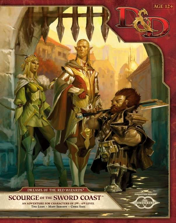 Dreams of the Red Wizards: Scourge of the Sword Coast (D&D Next
