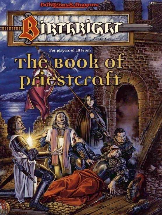 Advanced Dungeons Dragons - Players Handbook