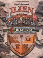 Player's Secrets of Ilien (2e)