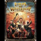 Lords of Waterdeep Board Game Rulebook