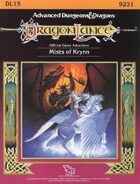 DL15 Mists of Krynn (1e)