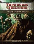 Cover of E2 Kingdom of the Ghouls