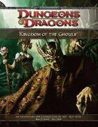 E2 Kingdom of the Ghouls (4e)