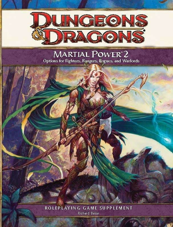 martial power 2 4e wizards of the coast dungeons dragons 4e dungeons dragons 4e. Black Bedroom Furniture Sets. Home Design Ideas