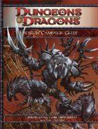 Eberron Campaign Guide (4e)