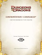 Cover of Confrontation at Candlekeep
