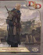 Murder in Baldur's Gate (5e)