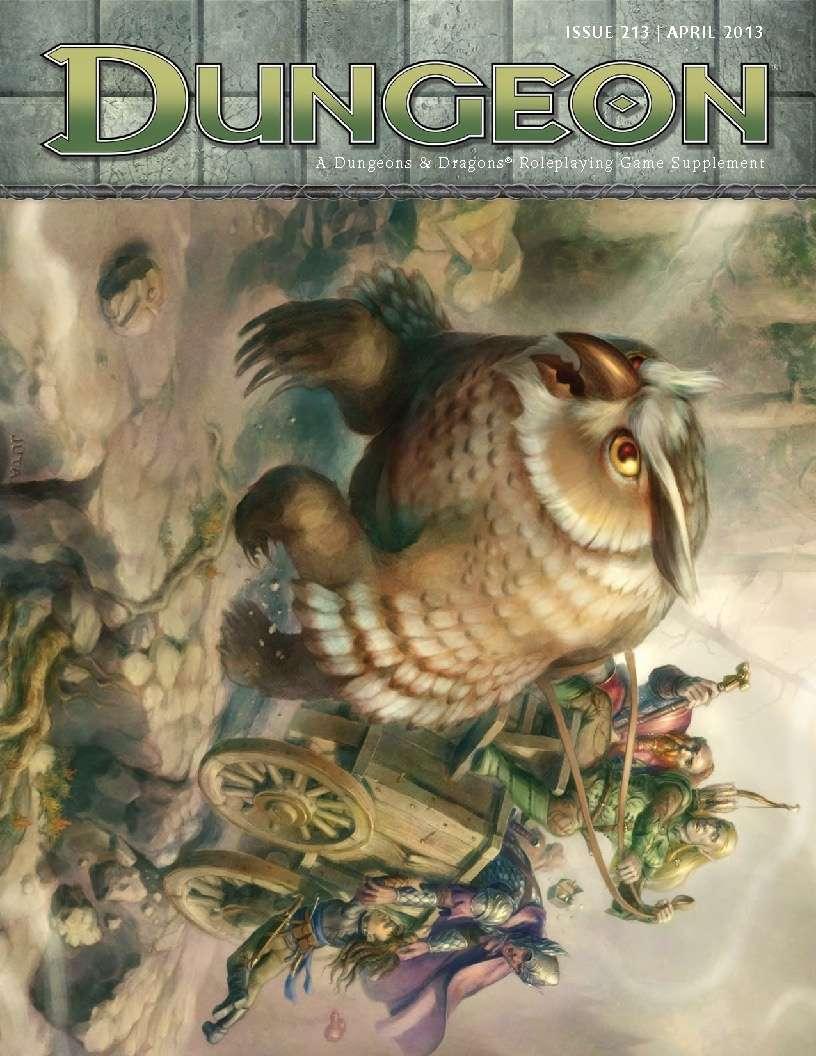 Cover of Owlbear Run