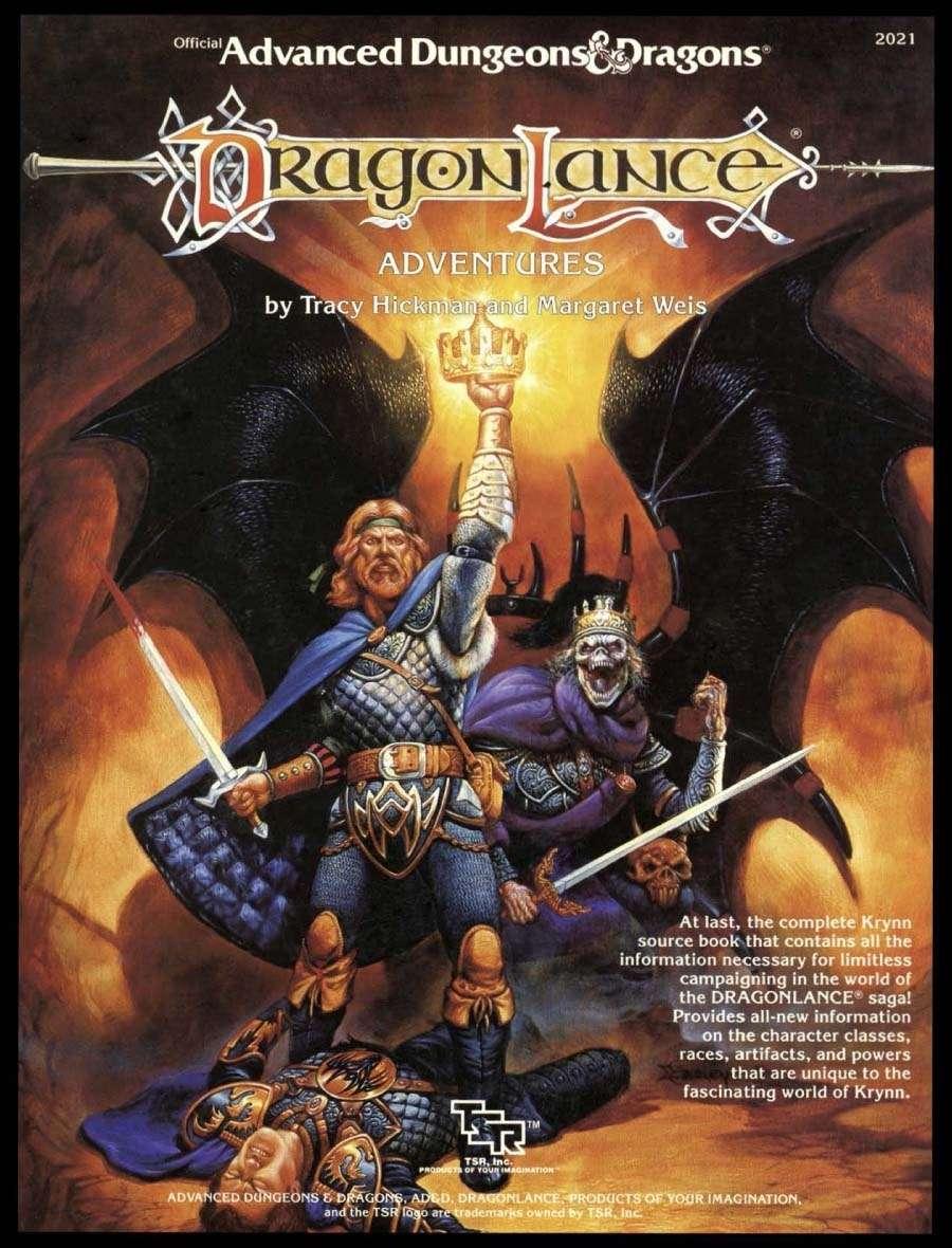 Dragonlance Adventures (1e)