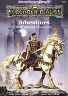 Forgotten Realms Adventures (2e)