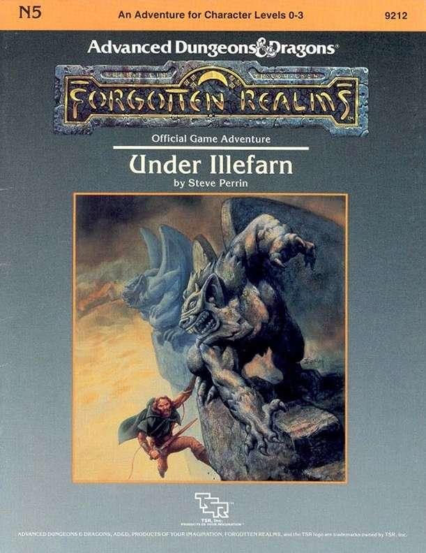 Cover of N5 Under Illefarn