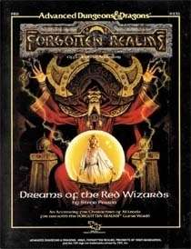 FR6 Dreams of the Red Wizards (1e)