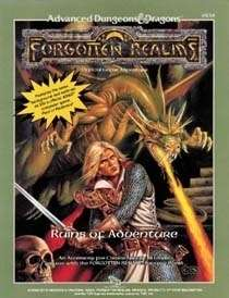 Cover of Ruins of Adventure
