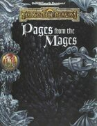 FOR8 Pages from the Mages (2e)