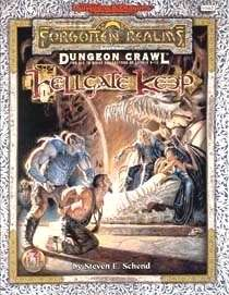 Cover of Hellgate Keep