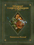 Monstrous Manual (2e)