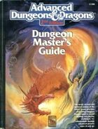 2nd Ed. Dungeon Master's Guide